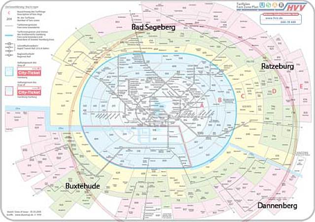 Hvv Karte Ab.Top 10 Punto Medio Noticias Hvv Buxtehude Hamburg Fahrplan